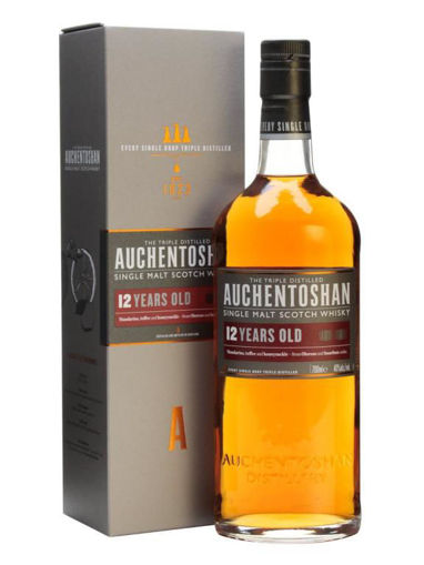 Slika Auchentoshan 12 Years Old + GB 40% Vol. 0,7 l