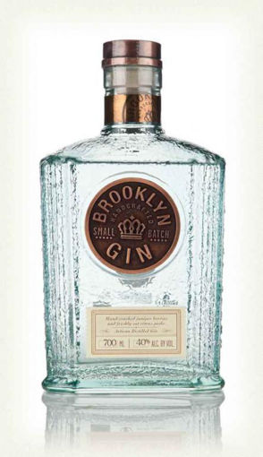 Slika Brooklyn Gin Small Batch 40%  0,7 L