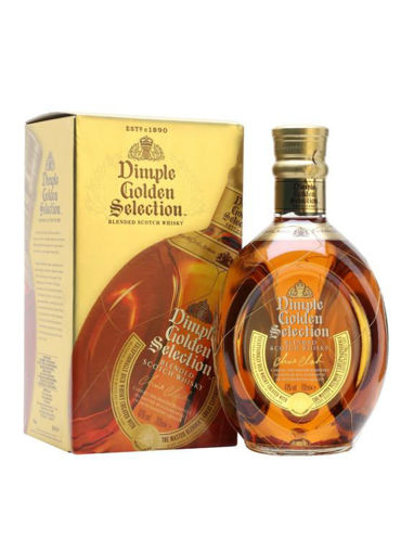 Slika Dimple Golden Selection + GB 40% Vol. 0,7 l