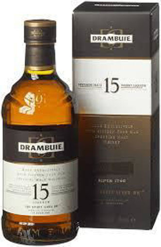 Slika Drambuie 15 Years Old Speyside Malt Liqueur 43% Vol. 0,7 l+ GB