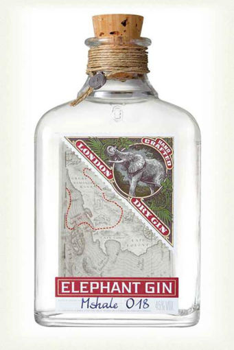 Slika Elephant London Dry Gin 45% 0,5 l