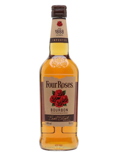 Slika Four Roses Bourbon 40% Vol. 0,7 l