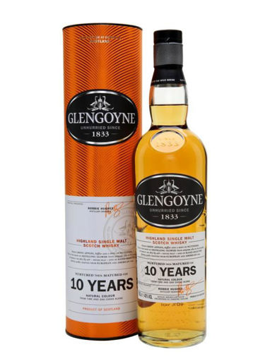 Slika Glengoyne 10 Years Old 40% Vol. 0,7 l