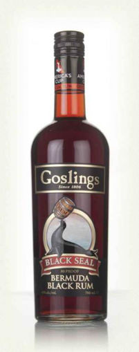 Slika Goslings Black Seal Dark Bermuda Rum 40%