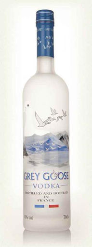 Slika Grey Goose Vodka 40% 0,7 l