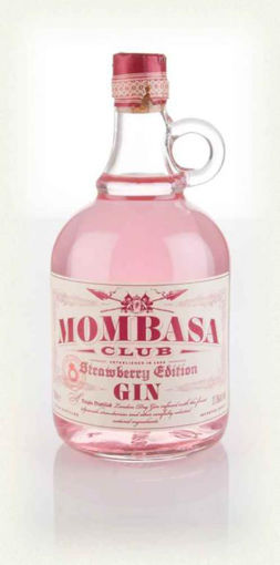 Slika Mombasa Club Strawberry Edition Gin 37,5% 0,7 l