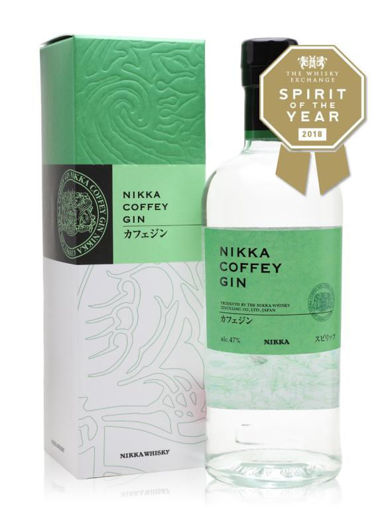 Slika Nikka Coffey Gin + GB 47% Vol. 0,7 l