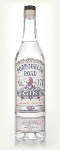 Slika Portobello Road Gin No. 171 42% 0,7 l