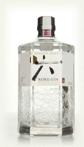 Slika ROKU Japanese Craft Gin 43% 0,7 l