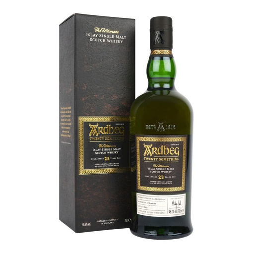 Slika Ardbeg TWENTY SOMETHING 23 Years Old Islay Single Malt Scotch Whisky 46,3% Vol. 0,7l in Giftbox