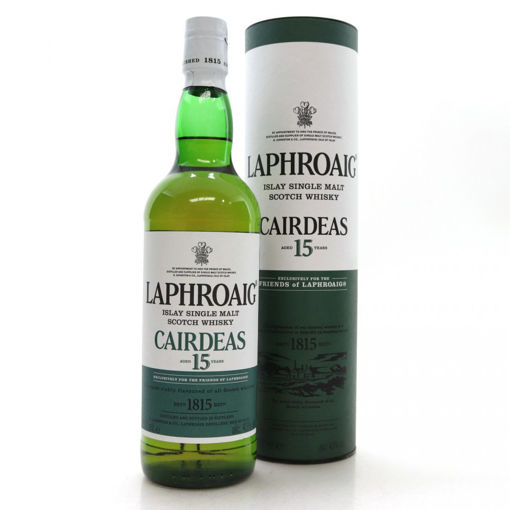Slika Laphroaig CAIRDEAS 15 Years Old Islay Single Malt Scotch Whisky 2017 43% Vol. 0,7l in Giftbox