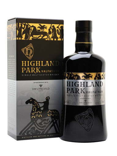 Slika Highland Park VALFATHER Single Malt Scotch Whisky 47% Vol. 0,7l in Giftbox