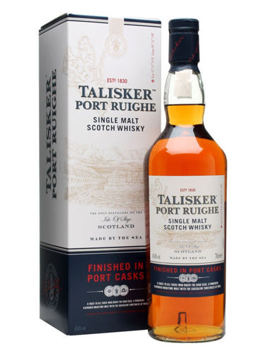 Slika Talisker PORT RUIGHE Single Malt Scotch Whisky 45,8% Vol. 0,7l in Tinbox