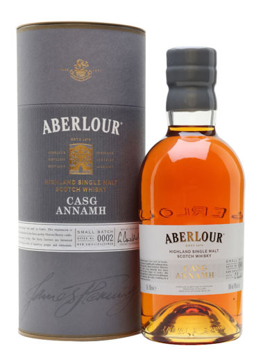 Slika Aberlour CASG ANNAMH Small Batch 0001 48% 0,7 l + GB