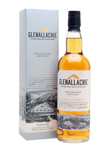 Slika The GlenAllachie Distillery Edition 40% Vol. 0,7l in Giftbox