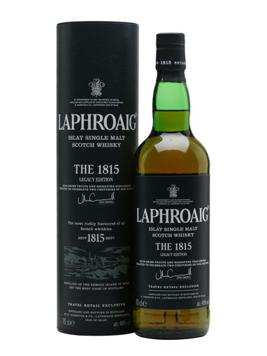 Slika Laphroaig The 1815 Legacy Edition 48% Vol. 0,7l in Giftbox