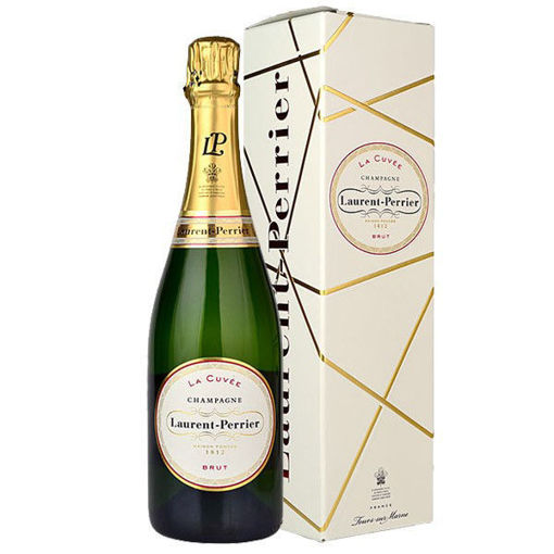Slika Laurent Perrier Champagne LA CUVÉE Brut 12% Vol. 0,75l in Giftbox