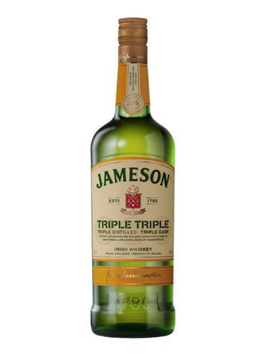 Slika Jameson Triple Distilled & Triple Cask Irish Whiskey 40% Vol. 1l