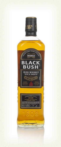 Slika Bushmills BLACK BUSH Irish Whiskey 40% Vol. 0,7l in Giftbox