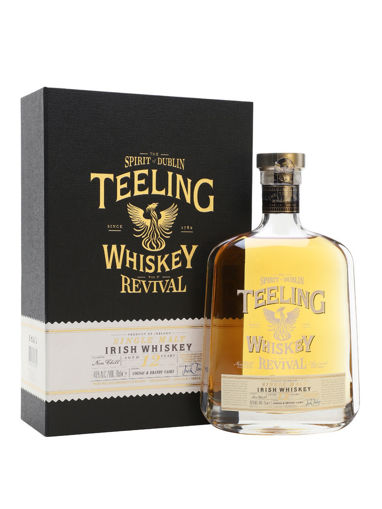 Slika Teeling Whiskey 12 Years Old REVIVAL Vol. V Irish Whiskey 46% Vol. 0,7l in Giftbox