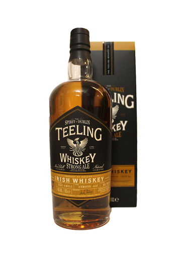 Slika Teeling Whiskey STRONG ALE Small Batch Collaboration Irish Whiskey 46% Vol. 0,7l in Giftbox