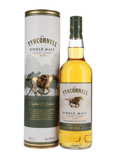 Slika The Tyrconnell Single Malt Irish Whiskey 43% Vol. 0,7l
