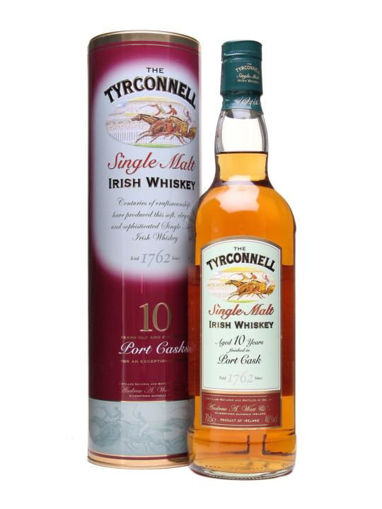 Slika The Tyrconnell 10 Years Old Port Cask 46% Vol. 0,7l in Giftbox