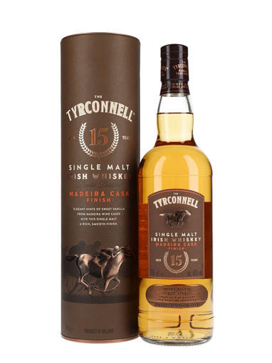 Slika The Tyrconnell 15 Years Old Madeira Cask 46% Vol. 0,7l in Giftbox