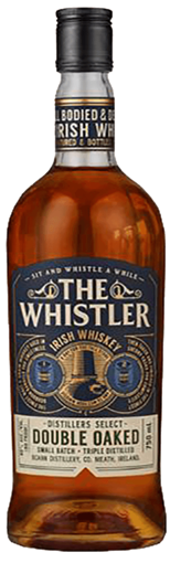 Slika The Whistler Irish Whiskey DOUBLE OAKED 40% Vol. 0,7l