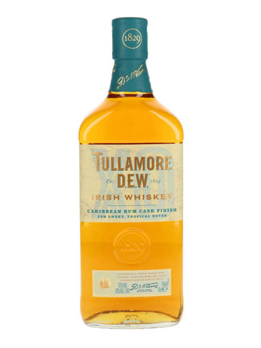 Slika Tullamore D.E.W. Irish Whiskey XO CARIBBEAN RUM CASK FINISH 43% Vol. 0,7l