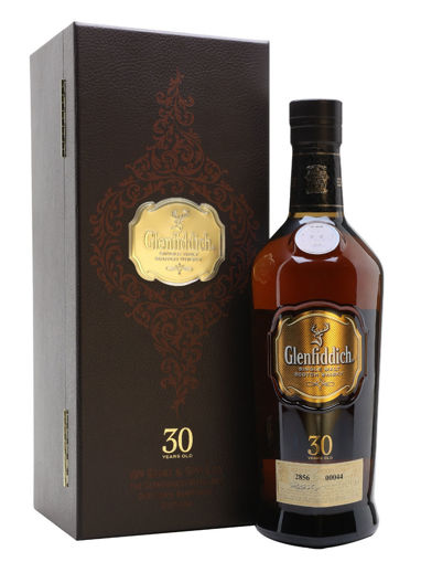 Slika Glenfiddich 30 Years Old Single Malt Scotch Whisky 43% Vol. 0,7l in Giftbox