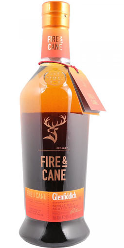 Slika Glenfiddich FIRE & CANE Single Malt Scotch Whisky 43% Vol. 0,7l