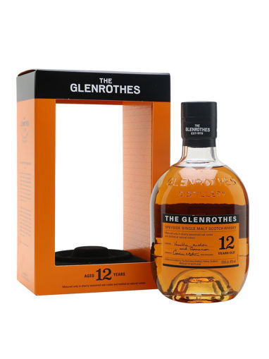Slika The Glenrothes 12 Years Old Speyside Single Malt Scotch Whisky 40% Vol. 0,7l in Giftbox