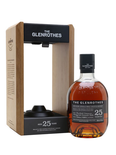 Slika The Glenrothes 25 Years Old Speyside Single Malt Scotch Whisky 43% Vol. 0,7l in Giftbox