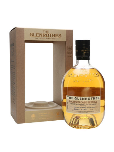 Slika The Glenrothes Bourbon Cask Reserve 40% Vol. 0,7l in Giftbox