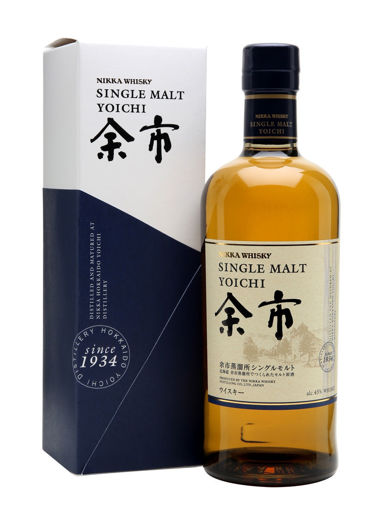 Slika Nikka Yoichi Single Malt Whisky 45% Vol. 0,7l in Giftbox
